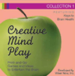 Creative Mind Play: Print-and-Go Games to Entertain the Braincollection 2 : Collection 2: Adapting Activities for People with Dementia - Kathy Laurenhue