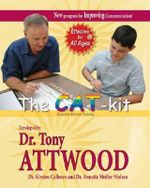 Cat-Kit : The New Cognitive Affective Training Program for Improving Communication! - Tony Attwood