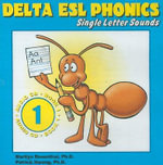 Delta ESL Phonics : Single Letter Sounds - Marilyn Rosenthal