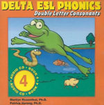 Delta ESL Phonics : Double Letter Consonants - Marilyn Rosenthal