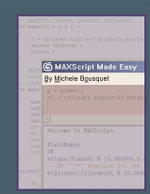 MAXScript Made Easy - Michele, Bousquet