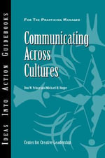 Communicating Across Cultures - Don W. Prince