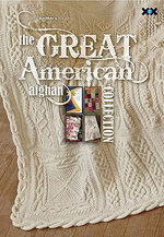 The Great American Afghan Collection : Interchangable Square Designs for Knit Blankets