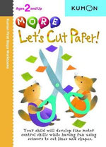 More Let's Cut Paper! - Kumon Publishing