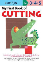My First Book of Cutting : Commonwealth Edition - Kumon Publishing