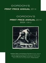 Gordon's Print Price Annual - 2014