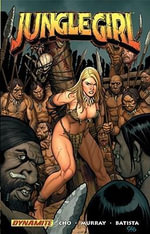 Jungle Girl : Oversized Volume 1 - Doug Murray