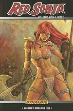 Red Sonja : She Devil with a Sword v. 5 - Michael Avon Oeming
