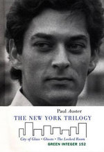 The New York Trilogy : Green Integer/El-E-Phant - Paul Auster