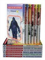 Choose Your Own Adventure Books 1-6 : Box Set :  Containing : The Abominable Snowman, Journey Under the Sea, Space and Beyond, Lost Jewels of Nabooti - R A Montgomery