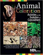 Animal Coloration : Activities on the Evolution of Concealing Coloration in Animals - Robert C Stebbins