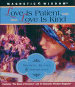 Love is Patient, Love is Kind : Magnetic Quotes and Inspirations - Jessica Callahan