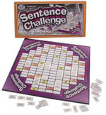 Sentence Challenge : Who, What, Where, When - Carlson & Associates  Wiebe