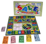 Sale : A Consumer Math Game - Carlson & Associates  Wiebe