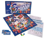 Grocery Cart : A Consumer Math Game - Carlson & Associates  Wiebe