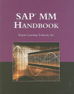 SAP(R) MM Handbook - Kogent Learning Solutions, Inc.