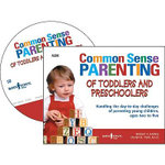 Common Sense Parenting of Toddlers and Preschoolers : Handling the Day-to-day Challenges of Parenting Young Children, Ages Two to Five - Bridget Barnes