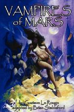 The Vampires of Mars - Brian Stableford