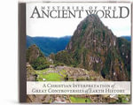 Mysteries of the Ancient World (MP3) : A Christian Interpretation of Great Controversies of Earth History - Douglas W Phillips