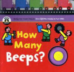 How Many Beeps? : Books For Smart Babies - From 18 Months To Two Years