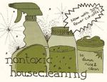 Nontoxic Housecleaning : DIY - Raleigh Briggs