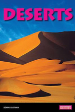 Deserts : Endangered Planet - Donna Latham