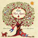 One Red Apple - Harriet Ziefert