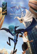 Megamind Movie Prequel : Bad. Blue. Brilliant - Joe Kelly