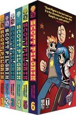 Scott Pilgrim's Precious Little Boxset - Bryan Lee O'Malley