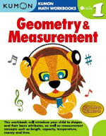 Geometry & Measurement, Grade 1 - Kumon Publishing