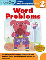 Word Problems, Grade 2 - Kumon Publishing
