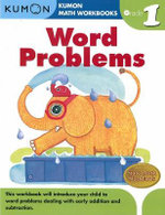 Grade 1 Word Problems : Kumon Math Workbooks - Kumon Publishing