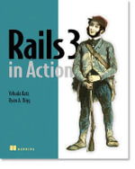 Rails 3 in Action : RUNNING - Yehuda Katz