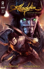 Aladdin : Legacy of the Lost, Book One - Ian Edginton