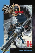 Monster Hunter Orage 4 : Monster Hunter Orage - Hiro Mashima