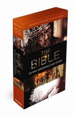 The Bible 30-Day Experience DVD Study Kit - Roma Downey