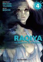 Raqiya Volume 4 : The New Book of Revelation - Masao Yajima