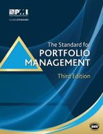 The Standard for Portfolio Management - Project Management Institute