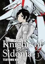 Knights of Sidonia : Vol. 3 - Tsutomu Nihei
