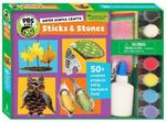Super Simple Crafts : Sticks and Stones - Author to Be Determined