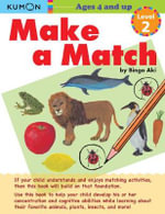 Make a Match Level 2 : Level 2 - Kumon Publishing