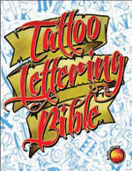 Tattoo Lettering Bible - Superior Tattoo