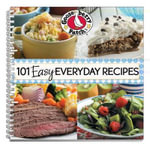 101 Easy Everyday Recipes : Gooseberry Patch (Paperback) - Gooseberry Patch