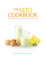The Keto Cookbook : Innovative Delicious Meals for Staying on the Ketogenic Diet - Dawn Marie Martenz