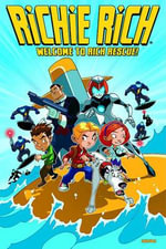 Richie Rich : Welcome to Rich Rescue Volume 1 - Brent E Erwin