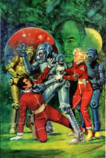 Classic Space: 1999 - To Everything That Was : Selected Remastered Works - Gray Morrow
