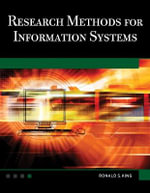 Research Methods for Information Systems : An Introduction - Ronald S. King