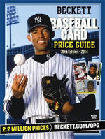Beckett 2014 Baseball Price Guide 36th Edition