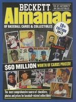 Beckett Almanac of Baseball Cards and Collectibles : Master Potter in the Garden - Dr James Beckett, III