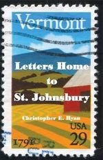 Letters Home to St. Johnsbury - Christopher E Ryan